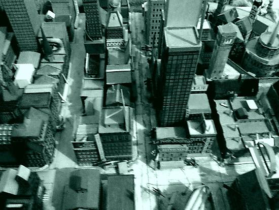 Hybrid City ( 1978-88 ) # 1 by John Dicandia  ( JinnDoW )