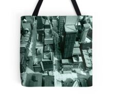 Hybrid City ( 1978-88 ) # 1 Tote Bag