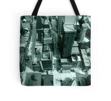 Hybrid City ( 1978-88 ) # 1 Tote Bag