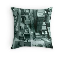 Hybrid City ( 1978-88 ) # 1 Throw Pillow