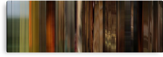 Moviebarcode: Sequence from Apocalypse Now (1979) by moviebarcode