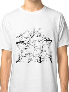 Winter Branches Classic T-Shirt