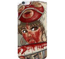 Mononoke's Bloody Knife iPhone Case/Skin
