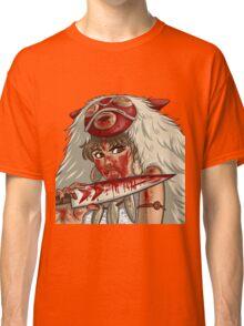 Mononoke's Bloody Knife Classic T-Shirt