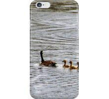 All In A Row iPhone Case/Skin