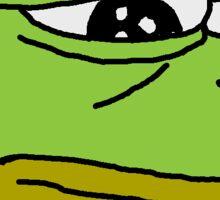 Shrek Pepe Sticker