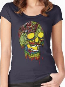 Brain Melter Women's Fitted Scoop T-Shirt