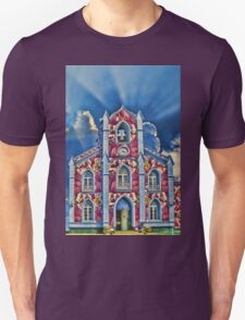 Mix up with the Stain Glass Company  Unisex T-Shirt