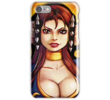 Chun Li Sexy Portrait iPhone Case/Skin