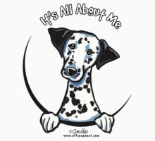 Dalmation :: It's All About Me by offleashart