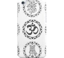 8 Auspicious Symbols iPhone Case/Skin