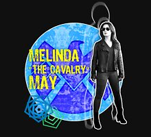 "Melinda ""The Cavalry"" May Grunge T-Shirt"