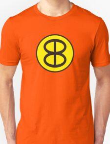 Blue Blaze Irregular - Image only T-Shirt