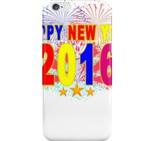 happy new year 2016 ' iPhone Case/Skin