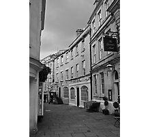Bath Streets Photographic Print