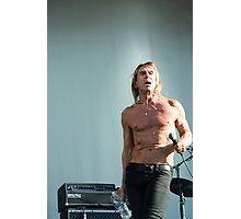 Iggy Pop 2011 Photographic Print