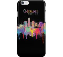 Milwaukee Skyline iPhone Case/Skin