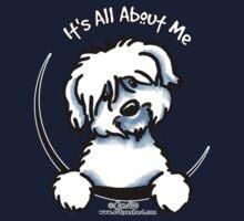 Coton de Tulear :: It's All About Me Kids Tee
