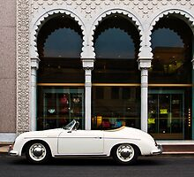 Classic Porsche by dlhedberg