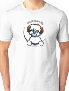 Tricolor Coton de Tulear :: It's All About Me Unisex T-Shirt