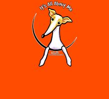 Italian Greyhound :: It's All About Me Womens Fitted T-Shirt