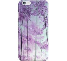 Forest Greeting iPhone Case/Skin