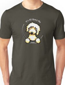 Yellow Labradoodle :: It's All About Me Unisex T-Shirt