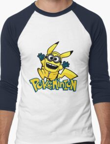 Pokemon and Minion T-Shirt
