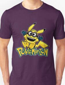 Pokemon and Minion T-Shirt