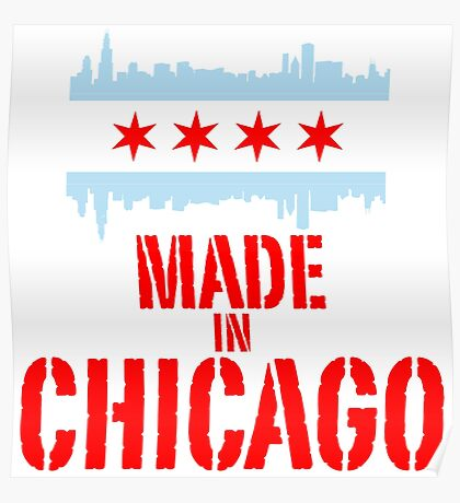 Made in Chicago Poster
