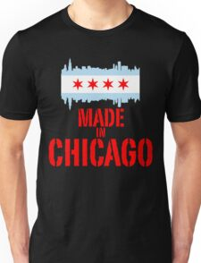 Made in Chicago Unisex T-Shirt