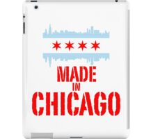 Made in Chicago iPad Case/Skin