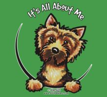 Norwich Terrier :: It's All About Me by offleashart