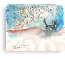 PERFECT NIGHT(C2012) Canvas Print
