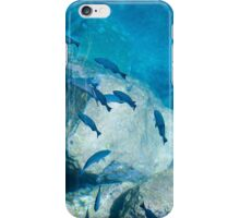 Deep blue sea and fish iPhone case iPhone Case/Skin