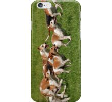 Who let the dogs out iPhone case iPhone Case/Skin