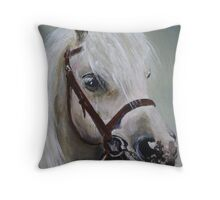 """Mary"" Throw Pillow"