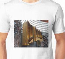 Helsinki, Finland, Rock Church Organ Unisex T-Shirt