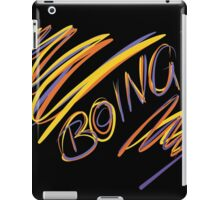 Boing! iPad Case/Skin