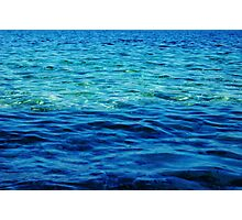 The Ionian Sea Photographic Print
