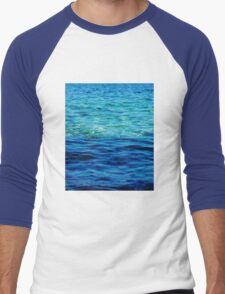 The Ionian Sea Men's Baseball ¾ T-Shirt