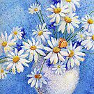 Camomile bouquet by Kasheva