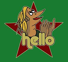 Hello - Carson by The  Num Nums