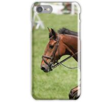 Show jumping iPhone case iPhone Case/Skin