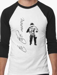 fancy moon Men's Baseball ¾ T-Shirt