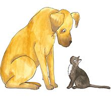 Big And Small by Ellen Stubbings
