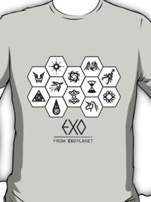 EXO We Are One 3 T-Shirt