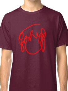 Scott Pilgrim VS the World - Have You Seen A Girl With hair Like This...Ramona Flowers RED Classic T-Shirt