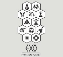 EXO We Are One 7 T-Shirt