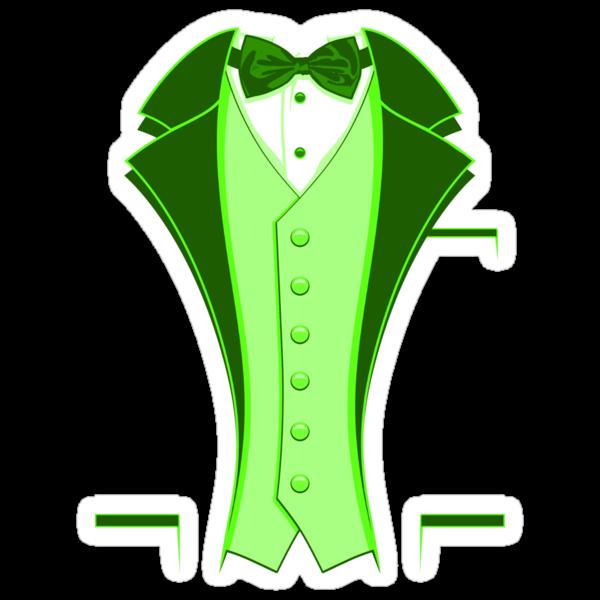 Tuxedo Green by adamcampen